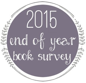 2015 end of the year survey