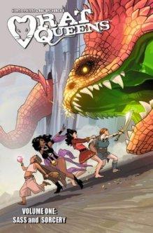 rat queens vol 1