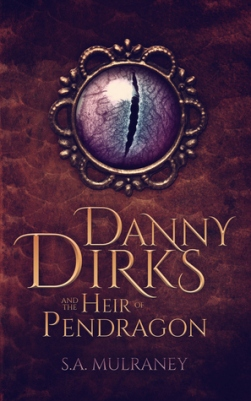 danny dirks and the heir of pendragon