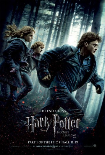 harry potter deathly hallows part 1