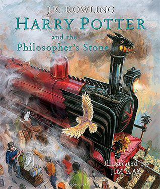 harry potter illustrated 1