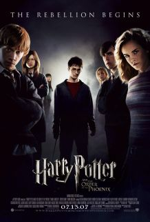 harry potter order of phoenix poster