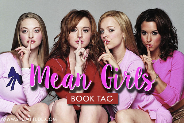 mean girl book tag