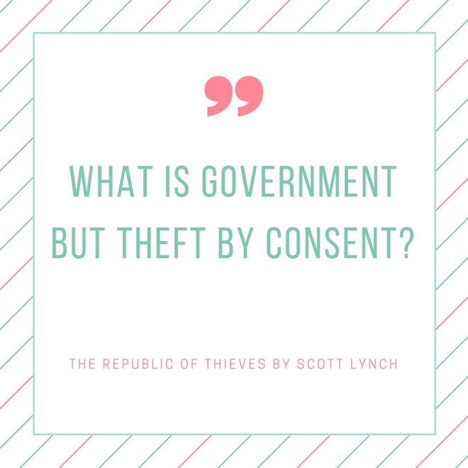 republic of thieves government quote