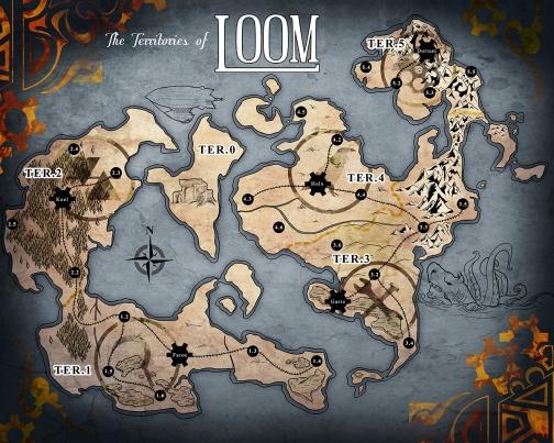 loom map