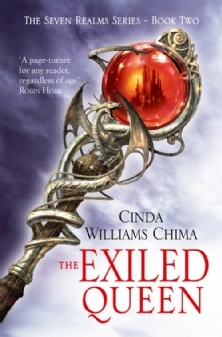 the exiled queen