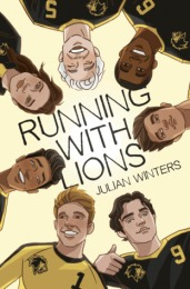 running with lions