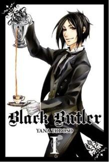 black butler vol 1