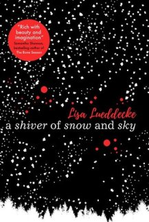 a shiver of snow and sky