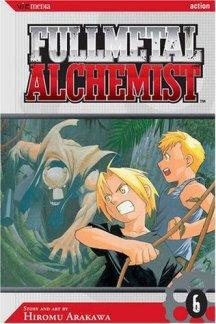 fullmetal alchemist 6