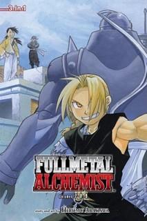 fullmetal alchemist omnibus vol 3