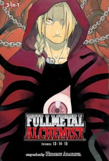 fullmetal alchemist 3-in-1 vol 5