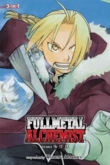 fullmetal alchemist 3-in-1 vol 6