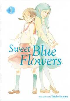 sweet blue flowers vol 1